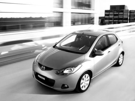 马自达2(Mazda2)试驾报告