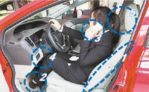 有哪些习惯会影响到安全驾驶