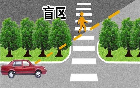 如何避免在司机视野盲区儿童发生事故
