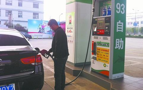 上海陪驾公司欢迎自动加油机的推广