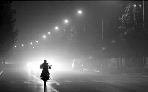 新棉签在雾霾天气如何开车